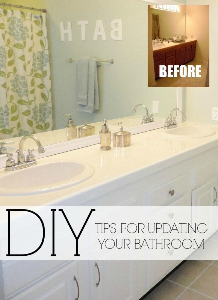 Cheap Decorating Ideas for Bathrooms 2020