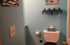 Cheetah Print Bathroom Decor Awesome Zebra Bathroom