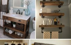 Decorated Bathroom Ideas Luxury 31 Best Rustic Bathroom Design and Decor Ideas for 2020