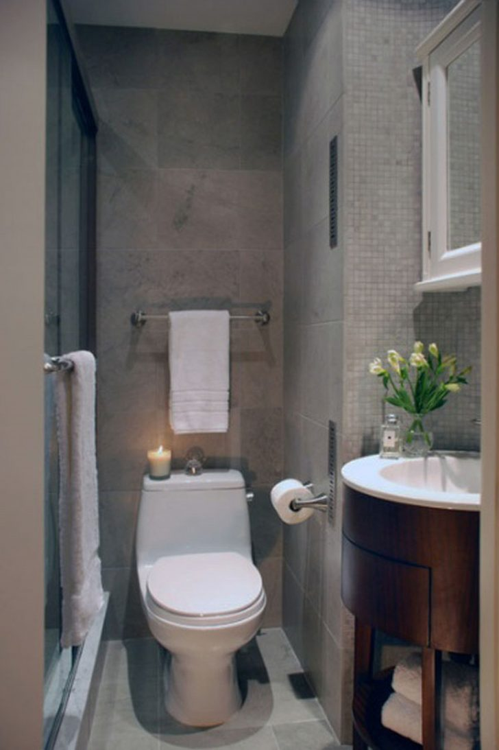Decorating Small Bathrooms On A Budget 2020