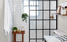 Decorating Small Bathrooms On A Budget Lovely This Small Bathroom Makeover Blends Bud Friendly Diys And