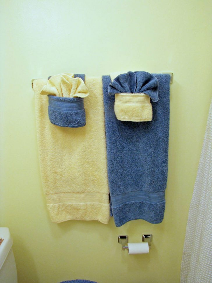 Decorative Bathroom towel Sets 2020
