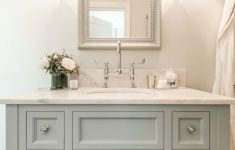 Decorative Bathroom Vanities Lovely Bathroom Vanity With Baskets Under For Decorative Storage