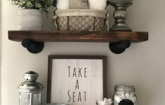 Decorative Shelves For Bathroom Awesome My Diy Shelves❤️ With Images