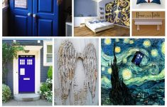 Doctor Who Bathroom Decor Elegant Chic Geek Part 1 Doctor Who Inspired Decor
