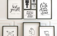 Funny Bathroom Wall Decor Lovely Printable Bathroom Wall Art From The Crown Prints On Etsy