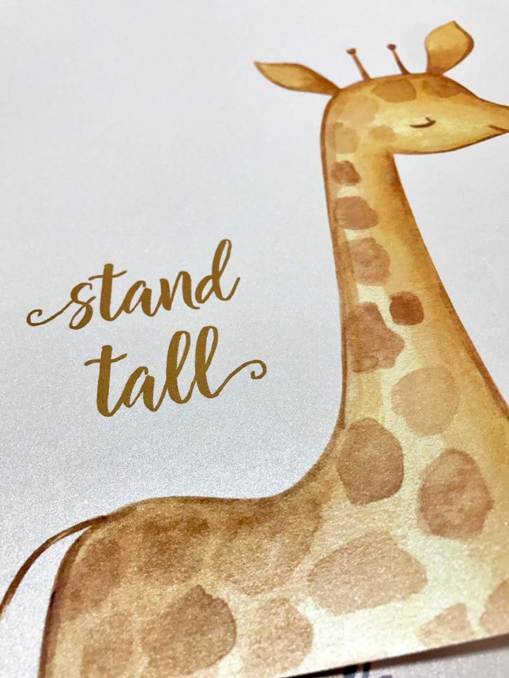Giraffe Bathroom Decor 2021