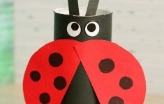 Ladybug Bathroom Decor Elegant 33 Awesome Diy toilet Paper Roll Crafts Ideas You Need to Try