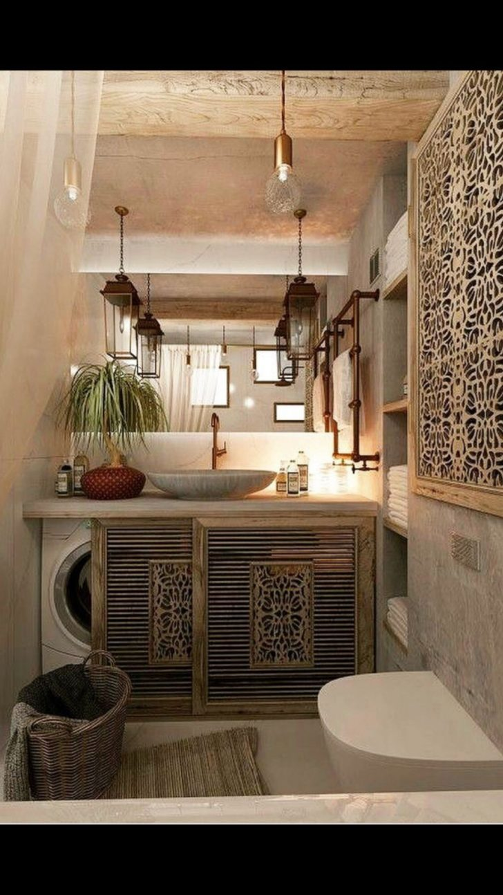 Moroccan Bathroom Decor 2021