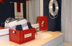 Nautical Themed Bathroom Decor Inspirational Boys Bathroom With A Nautical Theme