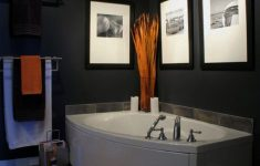 Orange Bathroom Decorating Ideas Beautiful Mens Bathroom Decorating Ideas