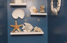 Seashell Bathroom Decor Ideas New Seashell Bathroom Decor To Bring The Beach Home