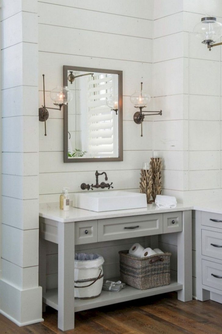 Vintage Bathroom Decorating Ideas 2020