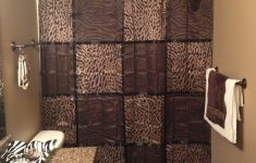 Animal Bathroom Decor Fresh Bathroom Brown And Cheetah Decor Love This