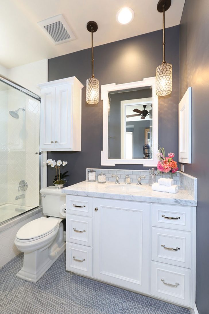 Bathroom Decorating Ideas Pictures for Small Bathrooms 2020