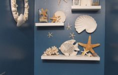 Bathroom Seashell Decor Luxury Beach Style Bathroom Designs