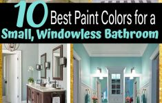 Decorating A Small Bathroom With No Window Luxury 11 Some Of The Coolest Tricks Of How To Make Good Colors For