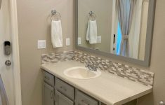 Decorating Bathroom Countertops Awesome Ideas To Update Your Almond Bathroom – Toilets Tubs Sinks