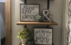 Decorating Ideas For Bathroom Shelves Inspirational Rustic Farmhouse Shelves