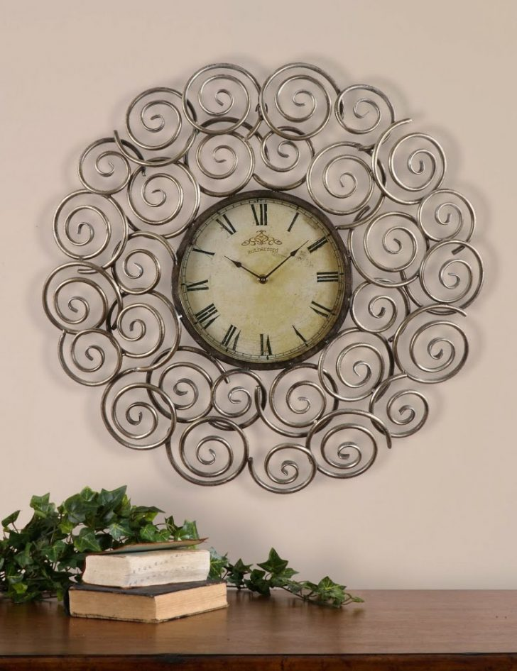 Decorative Bathroom Wall Clocks 2021
