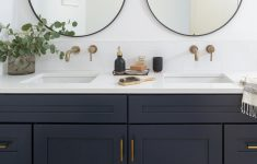 Double Sink Bathroom Decorating Ideas Awesome Double Sink Bathroom Vanity Ideas