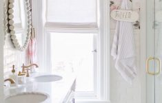 Feminine Bathroom Decor Lovely Airy Modern Feminine Bathroom Renovation Reveal