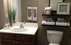 """Guest Bathroom Ideas Decor Lovely Guest Bath Paint Color Is """"taupe Tone"""" By Sherwin Williams"""