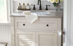 Home Decorators Collection Bathroom Vanities Awesome Small Bath No Problem A Single Vanity Like This One Is The