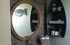 Nautical Bathrooms Decorating Ideas Best Of Kids Nautical Bathroom Remodel Final Results