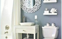Nautical Decor For Bathrooms Awesome Ocean Themed Bathroom Decor Ideas