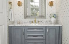 Ove Decors Bathroom Vanities Beautiful Ove Decors Daniel 48 In Vanity In Gray With Marble Vanity
