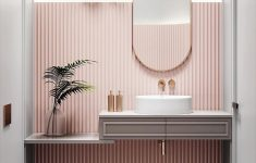 Pink And Grey Bathroom Decor New 51 Pink Bathrooms With Tips S And Accessories To Help