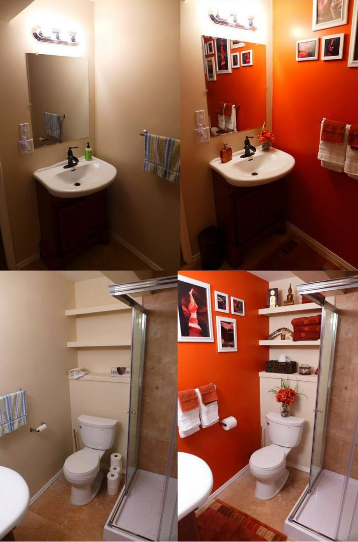 Red Bathroom Decor Ideas 2021