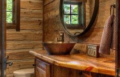 Rustic Cabin Bathroom Decor Inspirational 10 Amazing Rustic Bathroom Decorating Ideas That Will