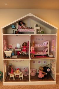 18 Inch Doll House Plans New Pin On Diy Dollhouses For American Girl Doll