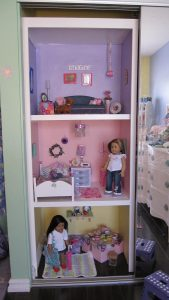 18 Inch Doll House Plans Unique A Place Of Their Own With Images