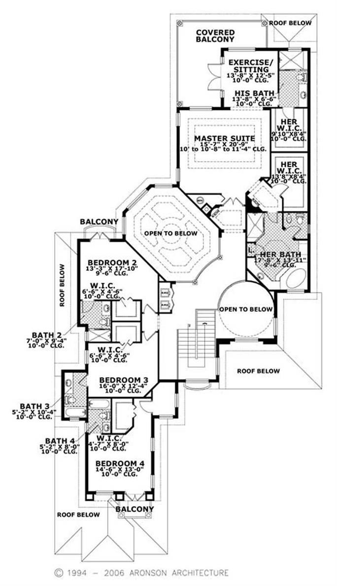 2 Bedroom House Plans with 2 Master Suites Elegant Luxury House Plan Mediterranean Style 5 Bed 5872 Sq Ft