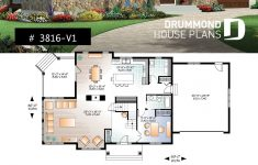 2 Bedroom House Plans With 2 Master Suites Lovely House Plan Bainbridge 3 No 3816 V1