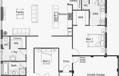 4x6 Shooting House Plans Best Of 58 Inspirational Most Efficient Floor Plans Stock