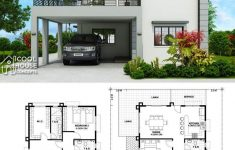 5 Bedroom Modern House Plans Best Of Home Design Plan 13x18m With 5 Bedrooms In 2020