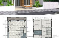7 Bedroom House Plans Elegant House Plans 7x15m With 4 Bedrooms
