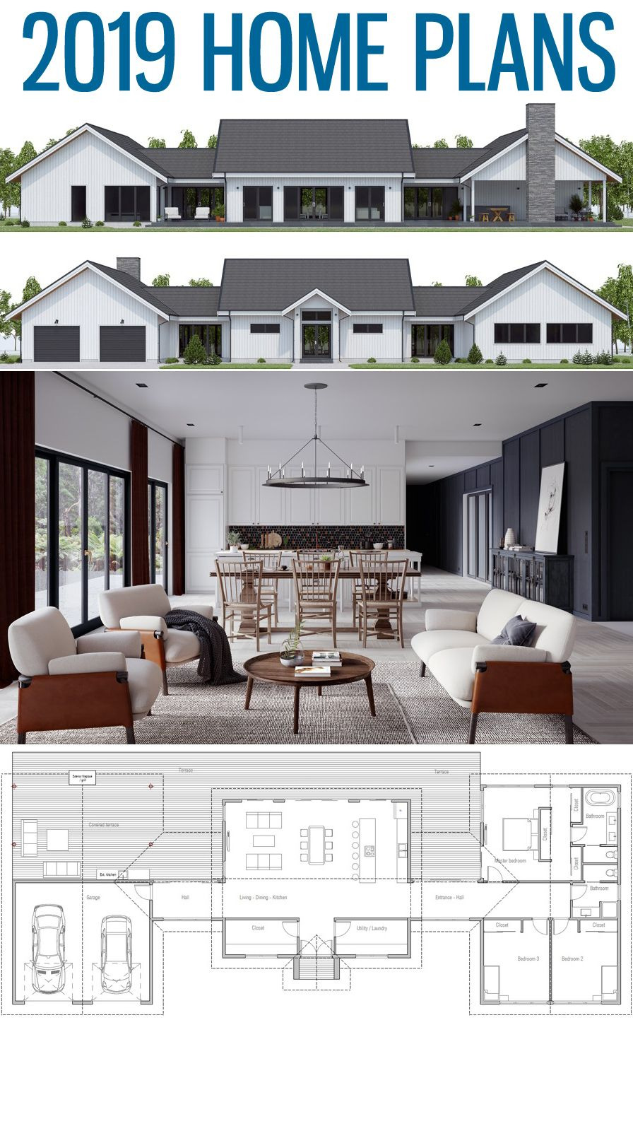 Architectural Design Home Plans New Architecture Architectural Designs Home Plans House Plans