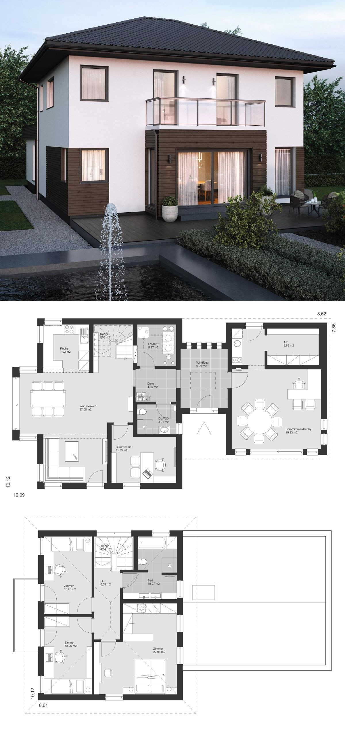 Architectural Design House Plans Best Of Modern Villa Country Style Architecture Design House Plans