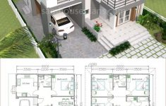 Best House Plans Website Beautiful House Plans Design 9x10m With 5 Bedrooms