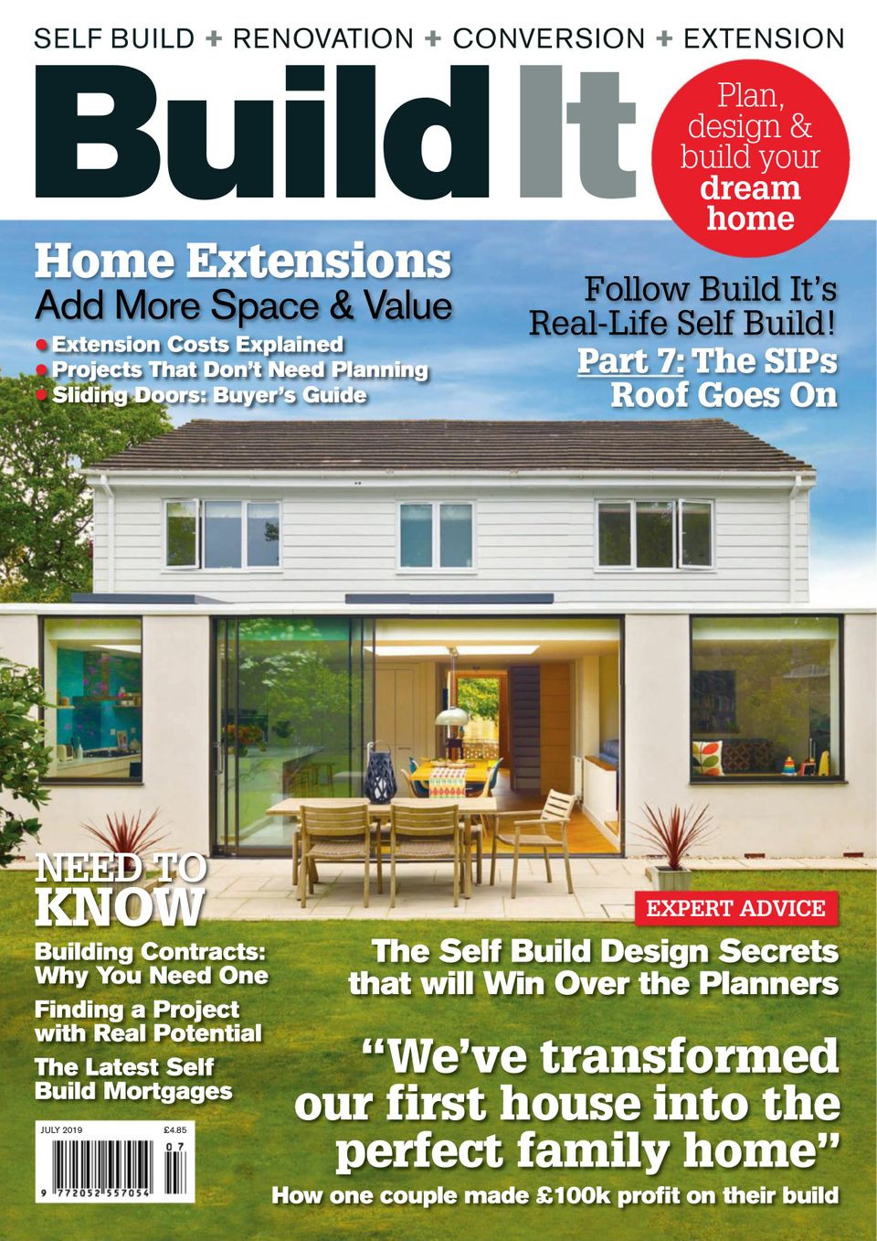 Build A House for 100k Luxury Get Your Digital Copy Of Build It July 2019 issue