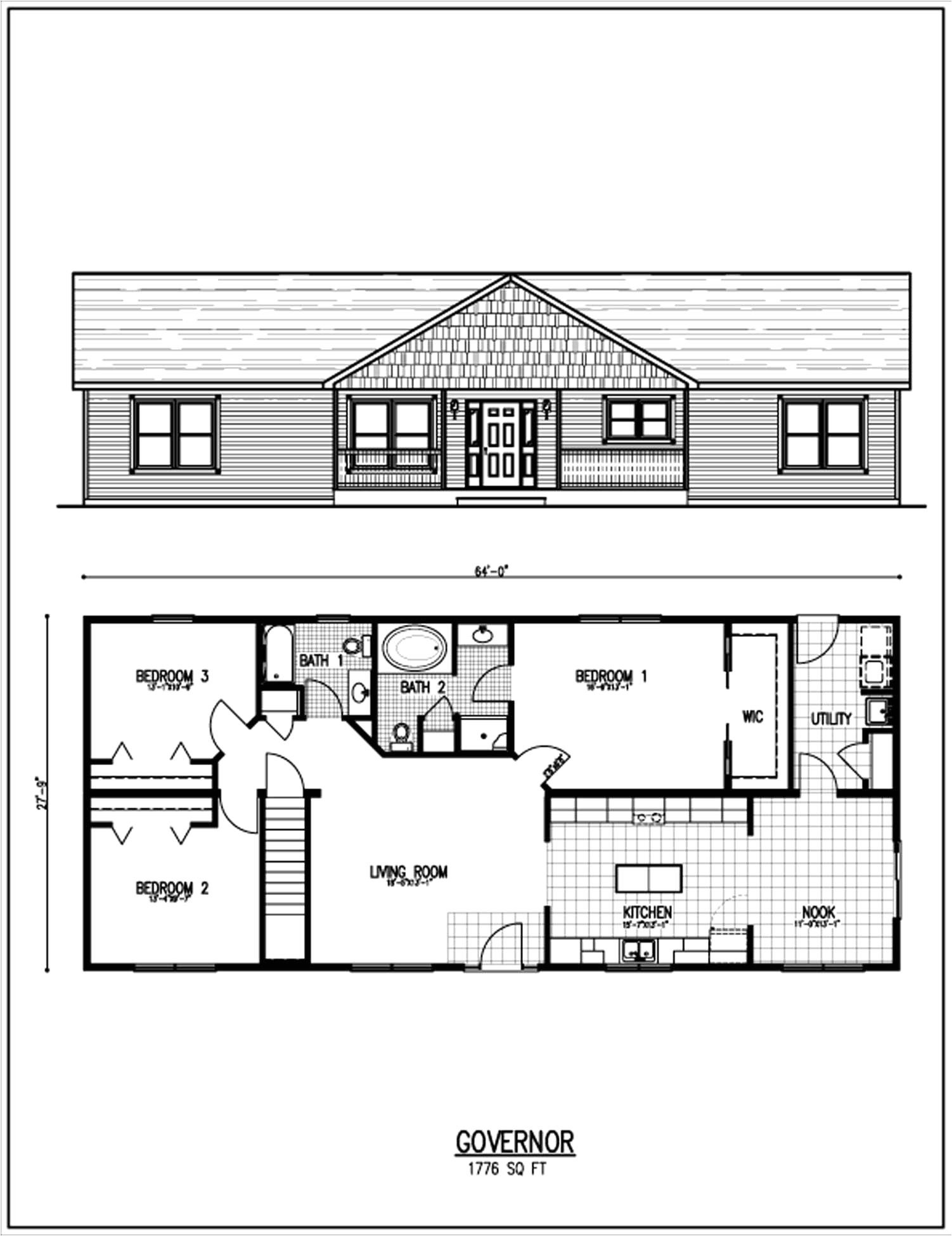 Build A House for Under 150k New House Plans Under 150k to Build Check More at S