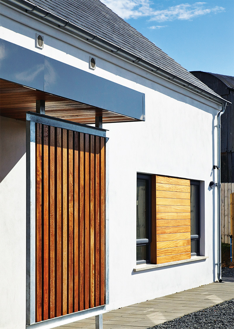 Building A House for Under 200k Luxury Co Down Passive House Built for Under £200 000
