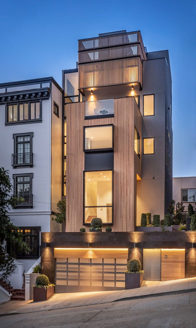 Building A Modern Home for 100k Inspirational Modern Homes In San Francisco that Will Make You Want to