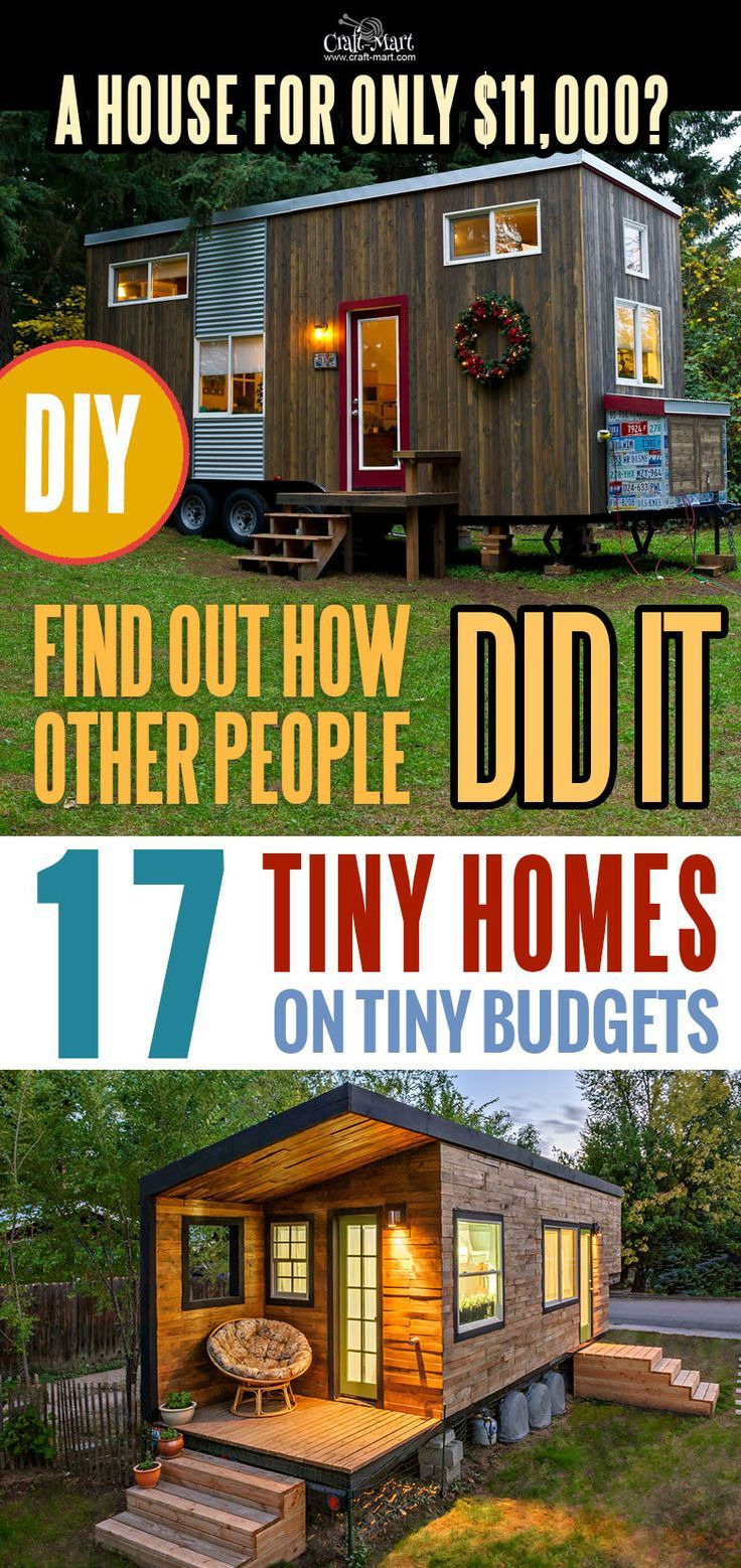 Building A Small House Yourself Awesome 17 Best Custom Tiny House Trailers and Kits with Plans for