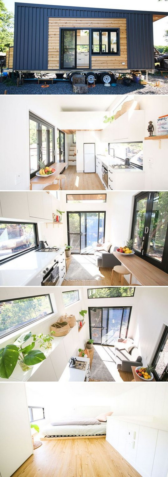 88 Affordable DIY Tiny House Remodel Ideas to Copy Right Now 22